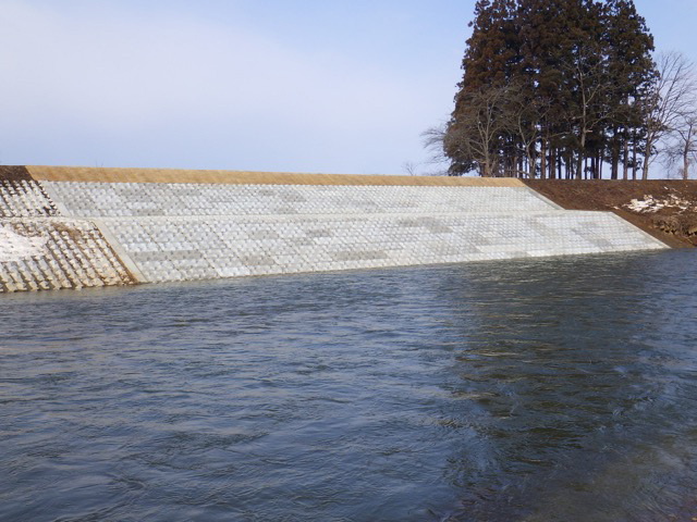土木事業の施工例