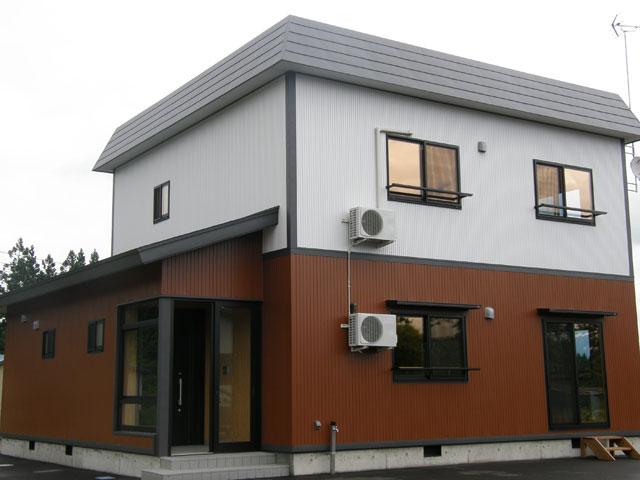 建築事業の施工例